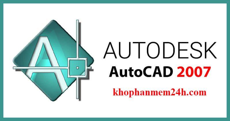 Hướng dẫn tải Autocad 2007 full key kèm cách cài đặt 1