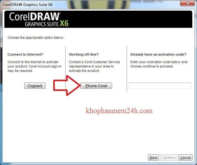 Download CorelDraw X6 Full 32bit&64bit-Hướng dẫn cài đặt Corel X6 12