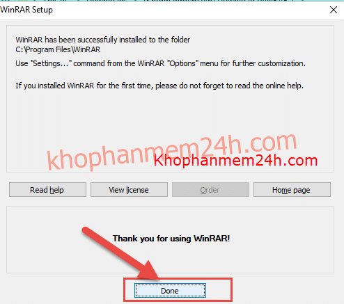 Khophanmem24h Download Winrar 56.1 full 03 - Tải Winrar 5.6 full key - Phần mềm giải nén file tốt nhất 2019