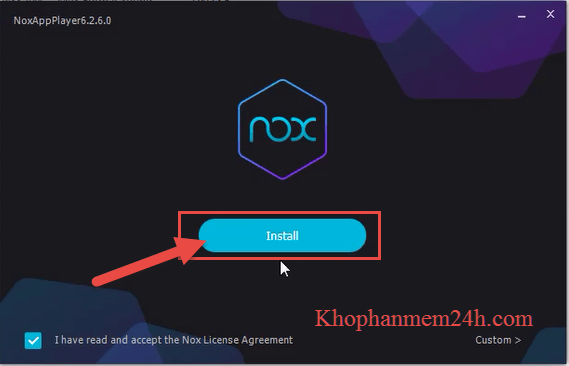 Tải Nox Player-Phần mềm giả lập Android nhẹ nhất trên pc 2019 6