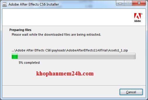 Tải Adobe After Effect CS6 Full crack - Phần mềm làm phim chuyên nghiệp 6