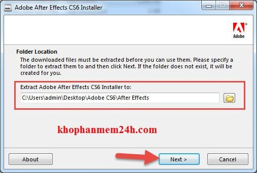 Tải Adobe After Effect CS6 Full crack - Phần mềm làm phim chuyên nghiệp 5