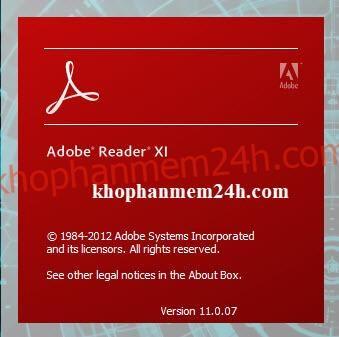Tải Adobe reader 11 Pro Full - Phần mềm đọc file pdf mạnh mẽ nhất 2019 1