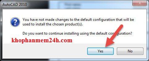 Download Autocad 2010 full + Hướng dẫn cài đặt 11
