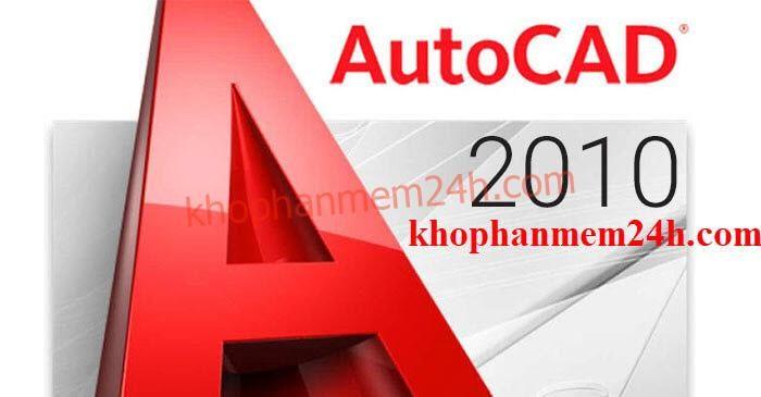 Download Autocad 2010 full + Hướng dẫn cài đặt 1