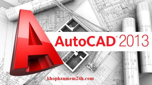 Tải Autocad 2013 full (32bit & 64bit) & cách cài autocad 2013 1