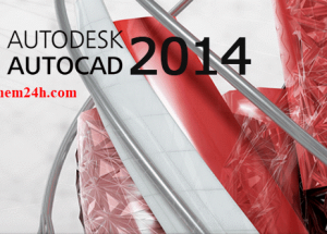 [Link GDrive] Download Autocad 2014 Miễn Phí 100% + Hướng Dẫn Cài Đặt