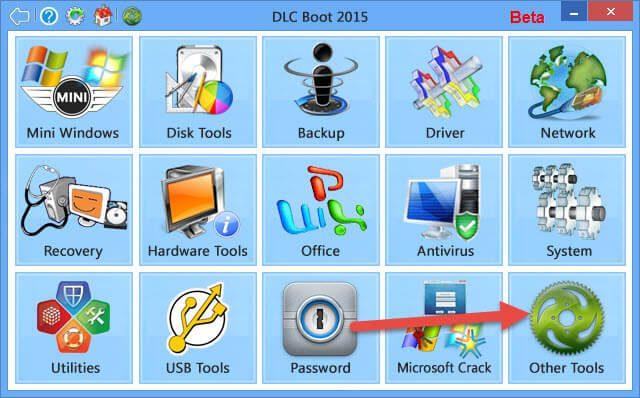 Download DLC Boot 2019 V3.6-Tạo usb boot cứu hộ máy tính 1 click 13