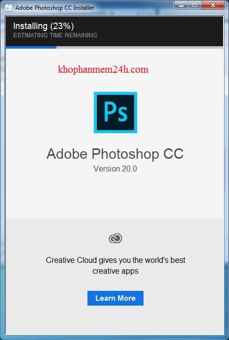 Tải Photoshop CC 2019 full - hướng dẫn cài đặt Photoshop CC 2019 8