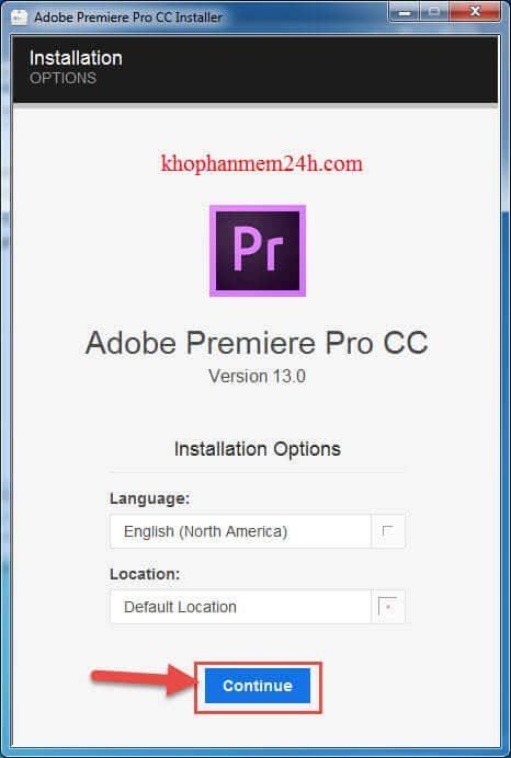 Tải Adobe Premiere Pro CC 2019 và Cách cài Premiere CC 2019 Full Active 7