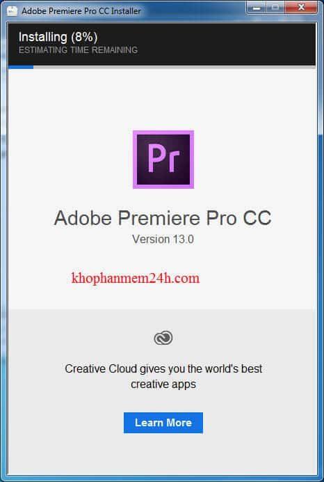 Tải Adobe Premiere Pro CC 2019 và Cách cài Premiere CC 2019 Full Active 8