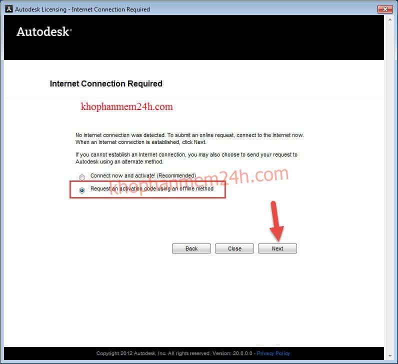 Tải Autocad 2014 full (32bit & 64bit) và cách cài autocad 2014 14