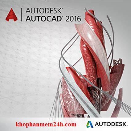 Tải AutoCAD 2016 Full & hướng dẫn cài Cad 2016 bằng hình ảnh 1