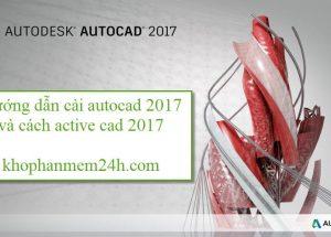 [Link GDrive] Download Autocad 2017 Miễn Phí 100% + Hướng Dẫn Cài Đặt