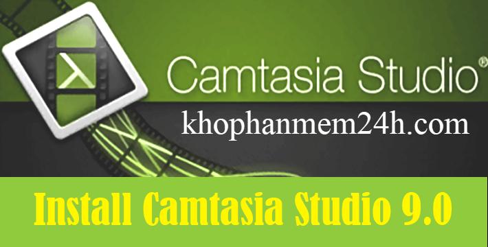 Tải Camtasia Studio 9.0 full – Phần mềm quay màn hình tốt nhất 2019