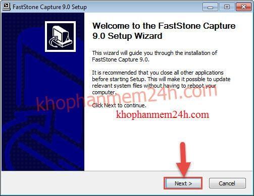 Download faststone capture 9 - Phần mềm quay màn hình máy tính nhẹ nhất 2019 6