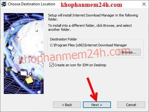 IDM 6.32 build 8 full mới nhất - IDM không bị fake serial 12