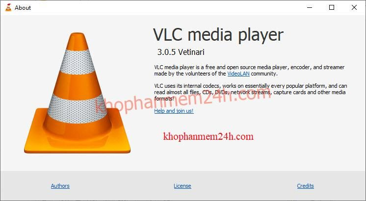 Tải VLC Media Player 3.0.5 - Phần mềm xem phim nghe nhạc miễn phí mới nhất 2019 12