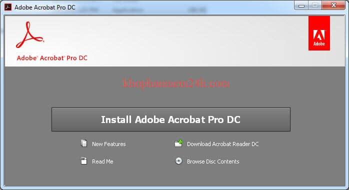 Acrobat Pro Reader DC 2019