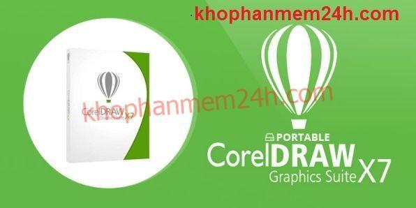 Download Corel Draw X7 Full - Hướng dẫn cài đặt Corel X7 1