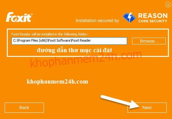 Tải foxit reader 9.3  - Phần mềm đọc file pdf tốt nhất 2019 5
