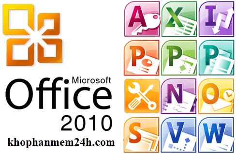 Tải microsoft office 2010 full + hướng dẫn cài office 2010