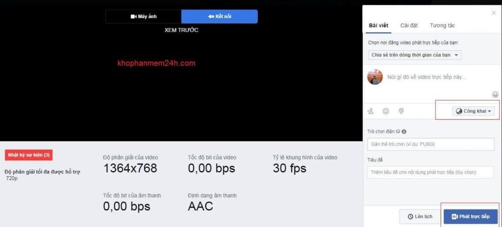 Tải Obs Classic - Fix lỗi quay màn hình aoe bị đen 9