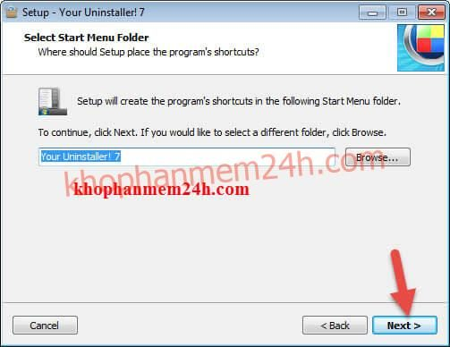 Phần mềm gỡ cài đặt your uninstaller 7.5 full key 2019 6