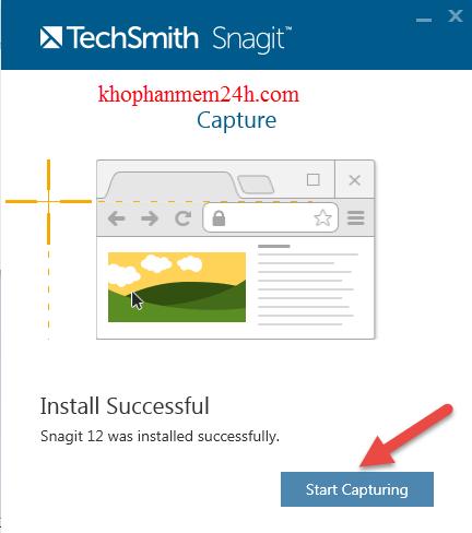 TechSmith snagit 12 full key - Phần mềm chụp màn hình máy tính 7
