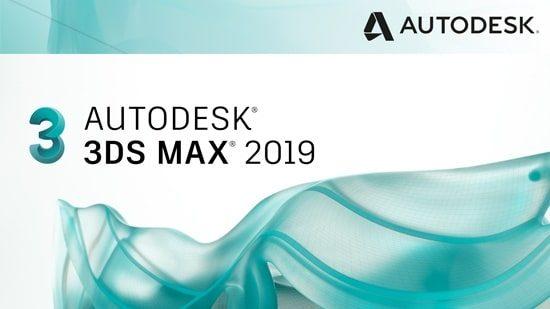 Tải 3DS Max 2019 64bit Full-Phần mềm thiết kế hình ảnh 3D