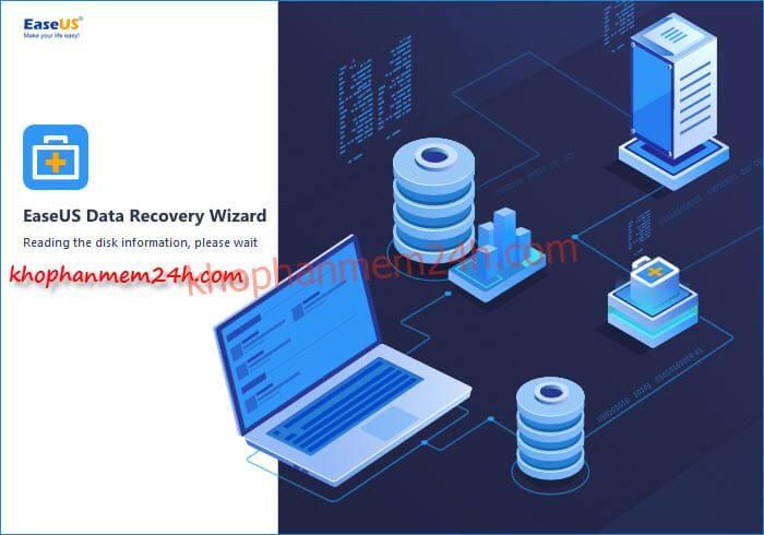 Tải Easeus Data Recovery Wizard 12.8 mới nhất 2019 - Phần mềm phục hồi dữ liệu miễn phí 1