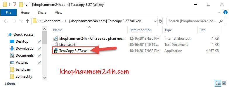 Download TeraCopy 3.27 full key - Phần mềm copy nhanh mới nhất 2019 4