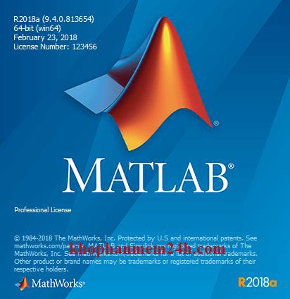 Tải Matlab 2018a X64 Full Active-Phần mềm lập trình cho toán học và điện tử 1