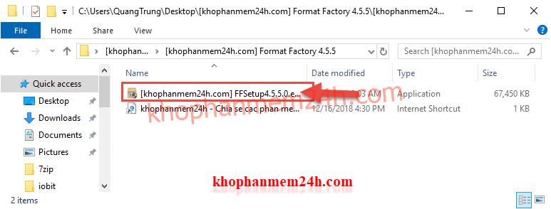 Tải Format Factory 4.5.5.0 mới nhất 2019 - Phần mềm đổi đuôi video 6