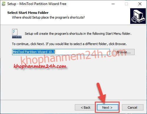 Tải MiniTool Partition Wizard 10.3 mới nhất 2019 - Phần mềm chia ổ cứng chuyên nghiệp 9