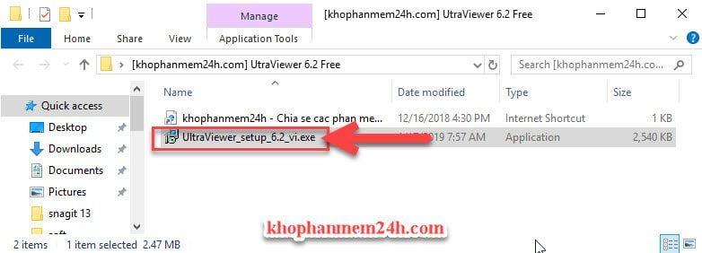 Tải UltraViewer 6.2-Phần mềm điều khiển máy tính từ xa mới nhất 4