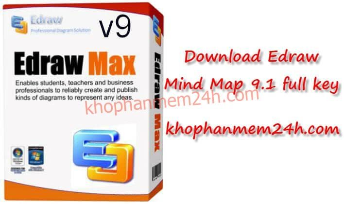 [Link GDrive] Download Edraw Mind Map 9.1 Full Crack 100%