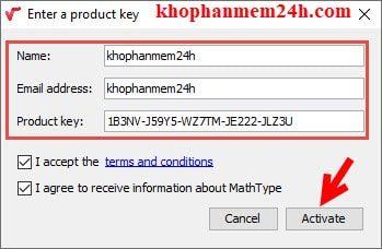 Tải MathType 7.4.0 full key – Phần mềm Soạn thảo công thức toán học tốt nhất 8