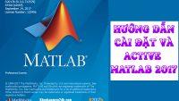 Tải Matlab 2017b Full Active-Hướng dẫn cài đặt và Active Matlab 2017