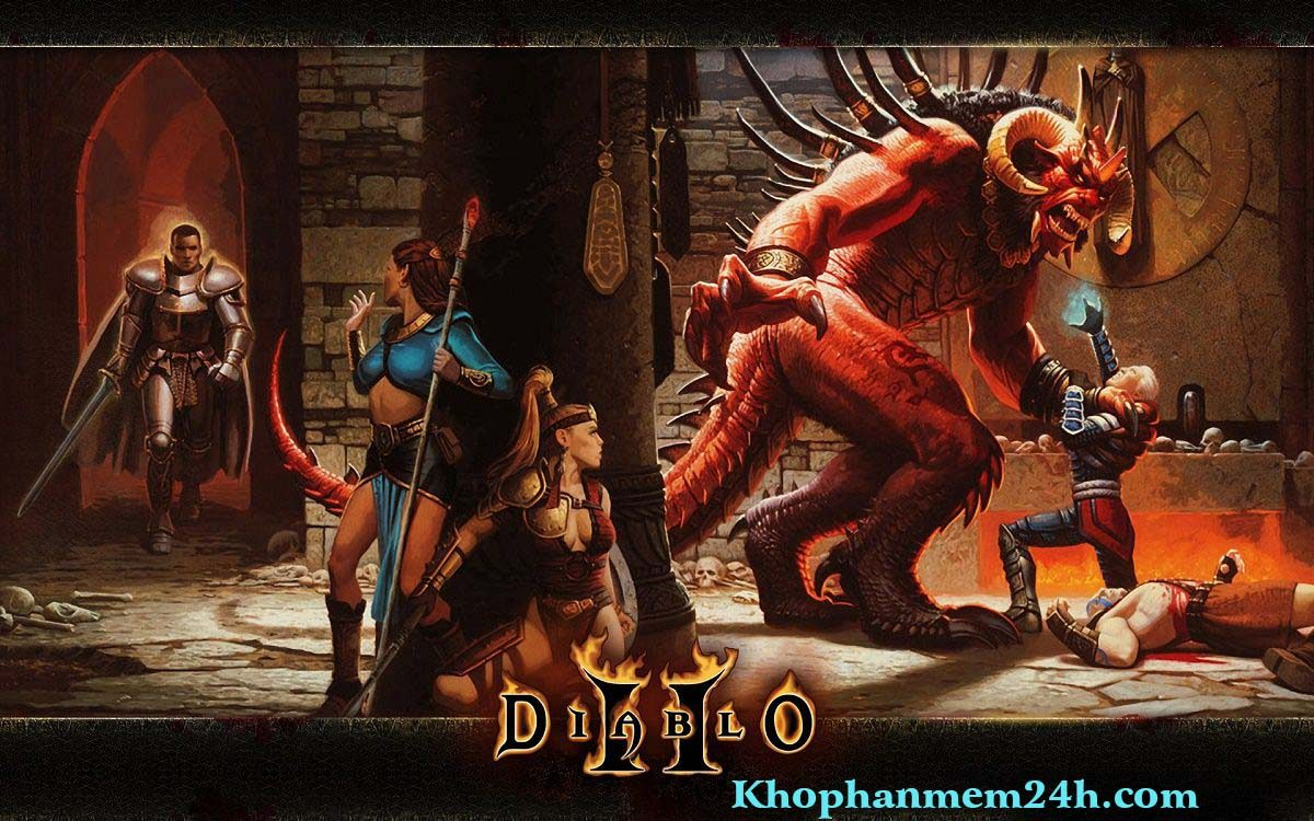 download diablo 2