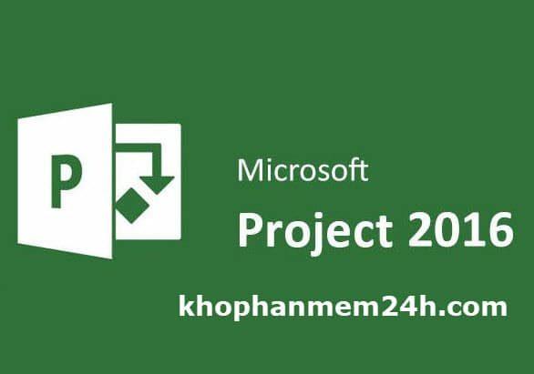 Tải Project 2016 full-Phần mềm quản lý dự án phiên bản 2016 1