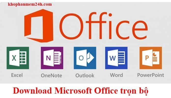 Download Microsoft Office trọn bộ - Bộ phần mềm soạn thảo văn bản tốt nhất 2019 1