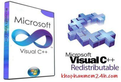 Download Microsoft Visual C++ Redistributable v3.4 mới nhất 2019 1