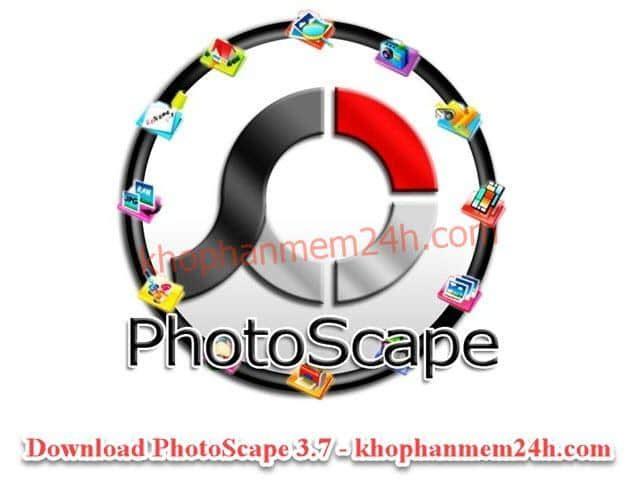 Tải PhotoScape 3.7 mới nhất 2019 – Phần mềm chỉnh sửa ảnh