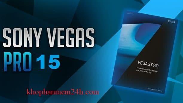 Tải Sony Vegas Pro 15 Full Patch mới nhất 2019-Phần mềm làm phim&video cực mạnh 2