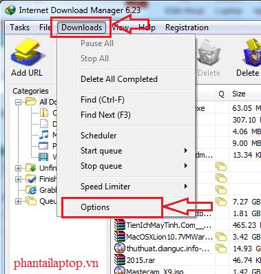 Cách sửa lỗi IDM không bắt link trên Chrome Firefox Youtube 4