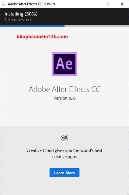Tải Adobe After Effect CC 2019 - Phần mềm biên tập video chuyên nghiệp 2019 7