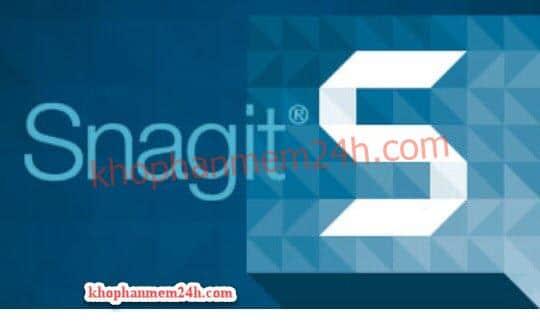 Download Snagit 13 full key để chụp ảnh màn hình 1
