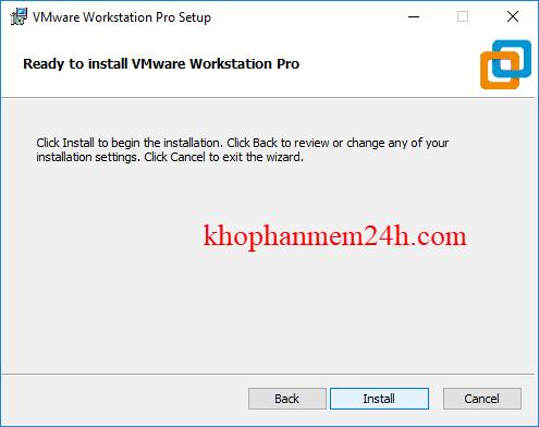 Vmware Workstation 15 Pro Full key - Phần mềm tạo máy ảo tốt nhất 2019 10