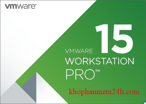 Vmware Workstation 15 Pro Full key - Phần mềm tạo máy ảo tốt nhất 2019 1